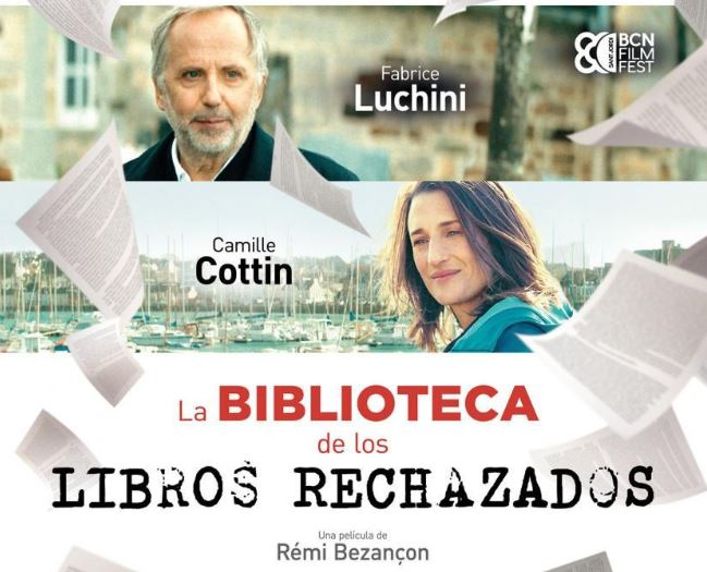 Cinema a Berga: LA BIBLIOTECA DE LOS LIBROS RECHAZADOS @ Teatre Patronat de Berga