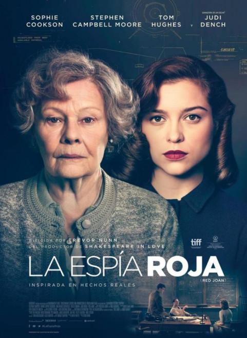 Cinema a Berga: LA ESPÍA ROJA @ Teatre Patronat de Berga