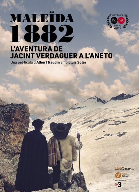 Cinema a Berga: MALEÏDA 1882 @ Teatre Patronat de Berga