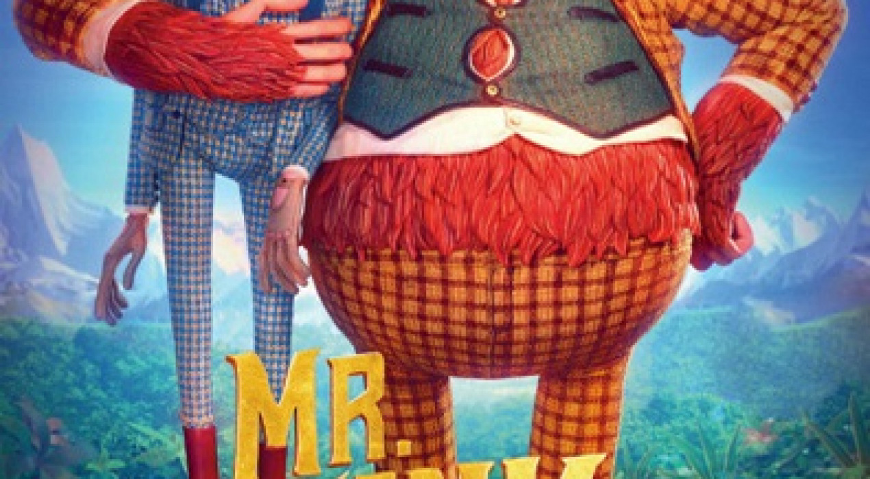 Cinema a Berga: MR. LINK. L'ORIGEN PERDUT