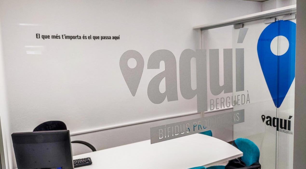 L'Aquí Berguedà estrena la renovació de les seves instal·lacions