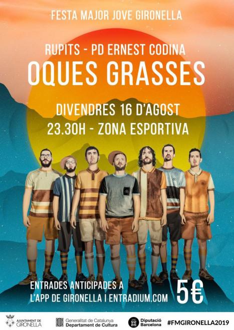 Oques Grasses @ Zona esportiva (GIRONELLA)