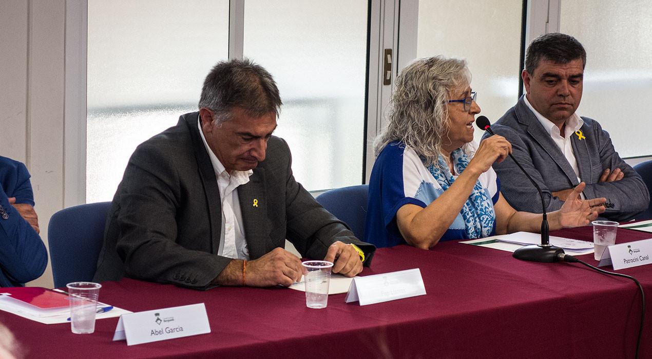 """JxCAT no contempla l'entrada de Pep Llamas al govern del Consell Comarcal, """"ni ara ni passat Nadal"""""""
