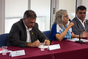 Pep Llamas es queda amb l'acta de conseller comarcal i participa en el ple d'investidura