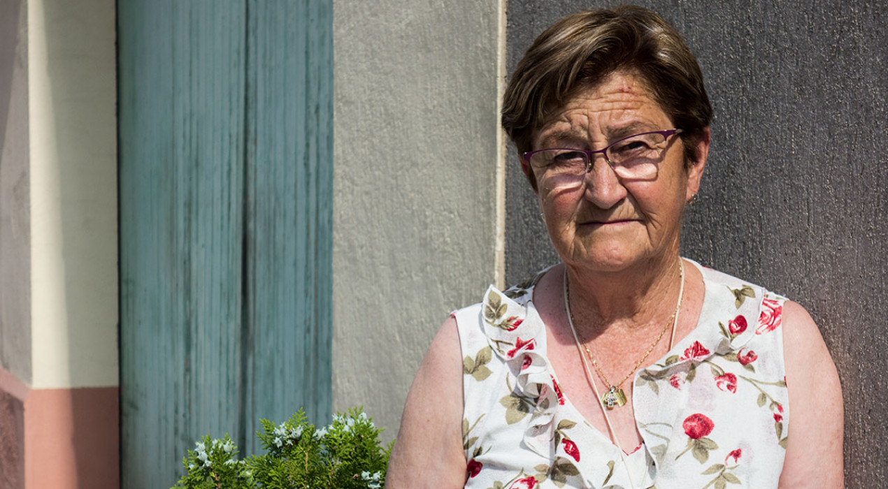 """Pilar Sunyer: """"Podríem haver cremat allà al mig però Déu va donar quinze dies més al meu marit"""""""