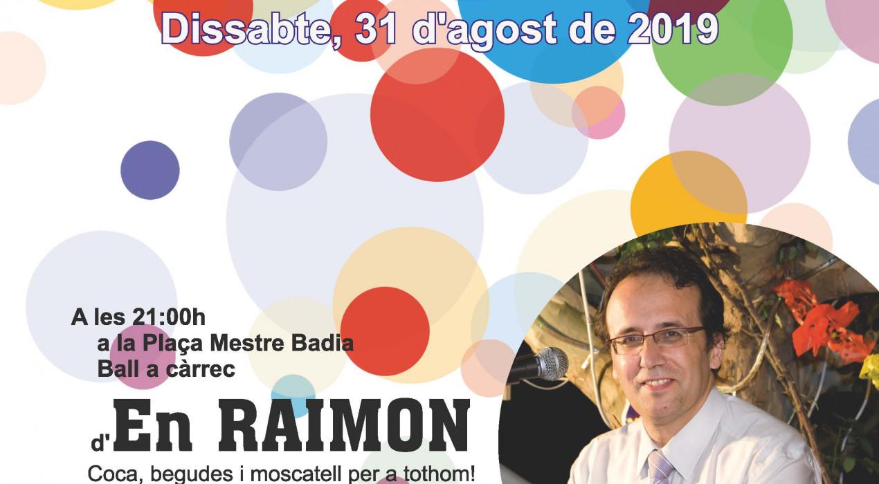 Revetlla de Sant Ramon a Puig-reig 2019