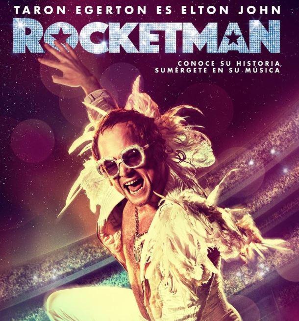 Cinema a Berga: ROCKETMAN @ Teatre Patronat de Berga