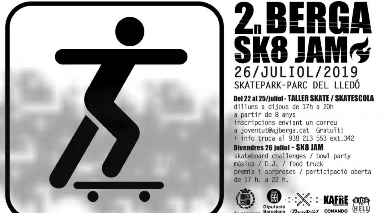 Taller d'skate · juliol 2019