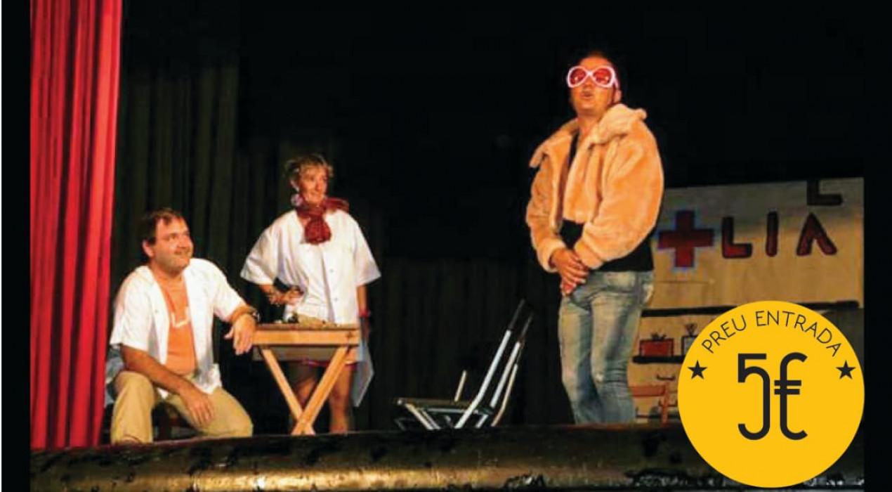 Teatre solidari: EL MÉDICO