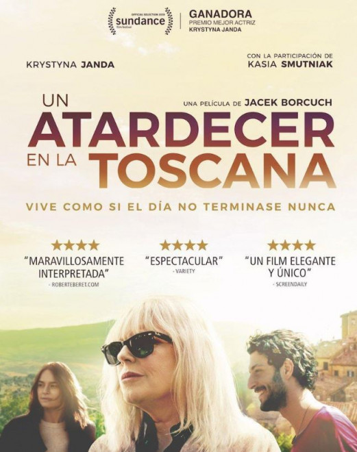 Cinema a Berga: UN ATARDECER EN LA TOSCANA @ Teatre Patronat de Berga