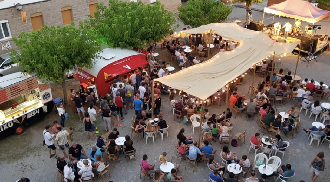 Tradició, música i gastronomia per celebrar la festa major de Viladomiu Vell