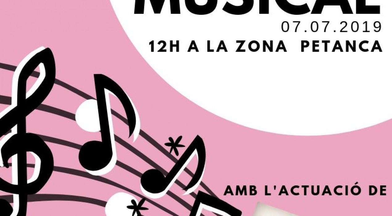 Vermut musical a la Rodonella