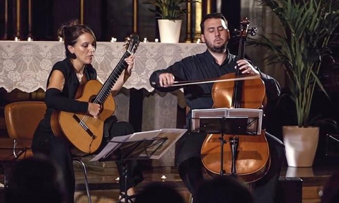 Concert 10 String @ Monestir de Sant Llorenç (GUARDIOLA DE BERGUEDÀ)