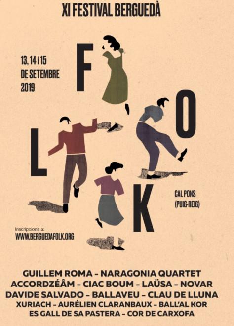Berguedà Folk  2019 @ Cal Pons (PUIG-REIG)