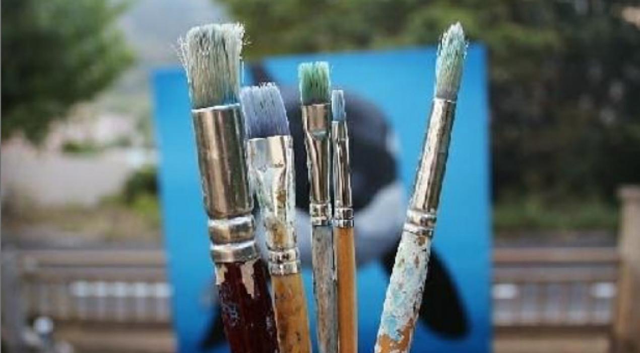 Exposició de pintura solidària (Cons)ciència