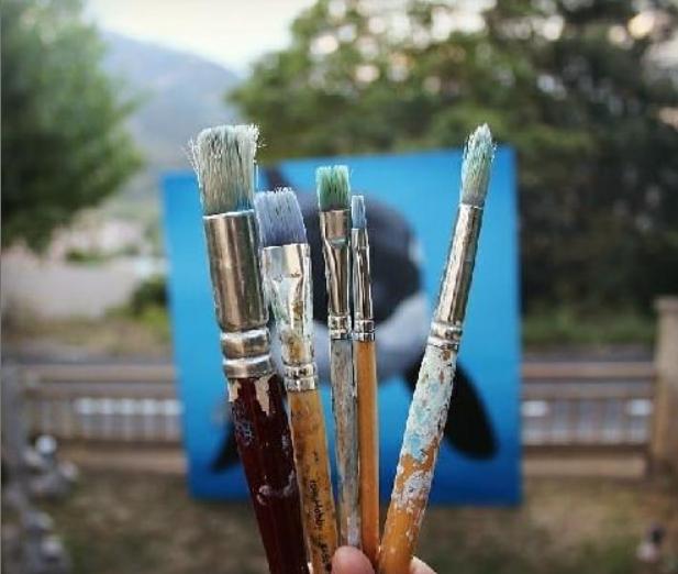 Exposició de pintura solidària (Cons)ciència @ Carrer Major (BERGA)