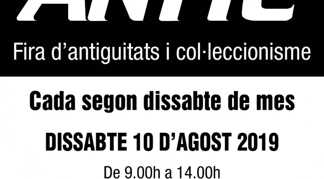BERGA ANTIC · agost 2019