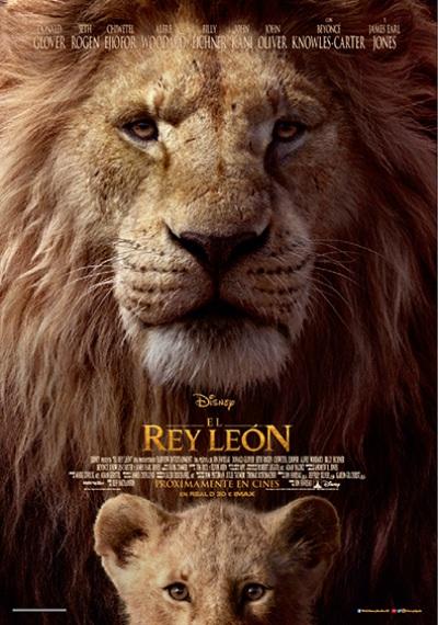 Cinema a Berga: EL REY LEÓN @ Teatre Patronat de Berga