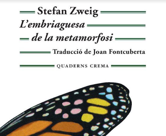 Club de lectura: L'embriaguesa de la metamorfosi @ Biblioteca Ramon Vinyes i Cluet (BERGA)