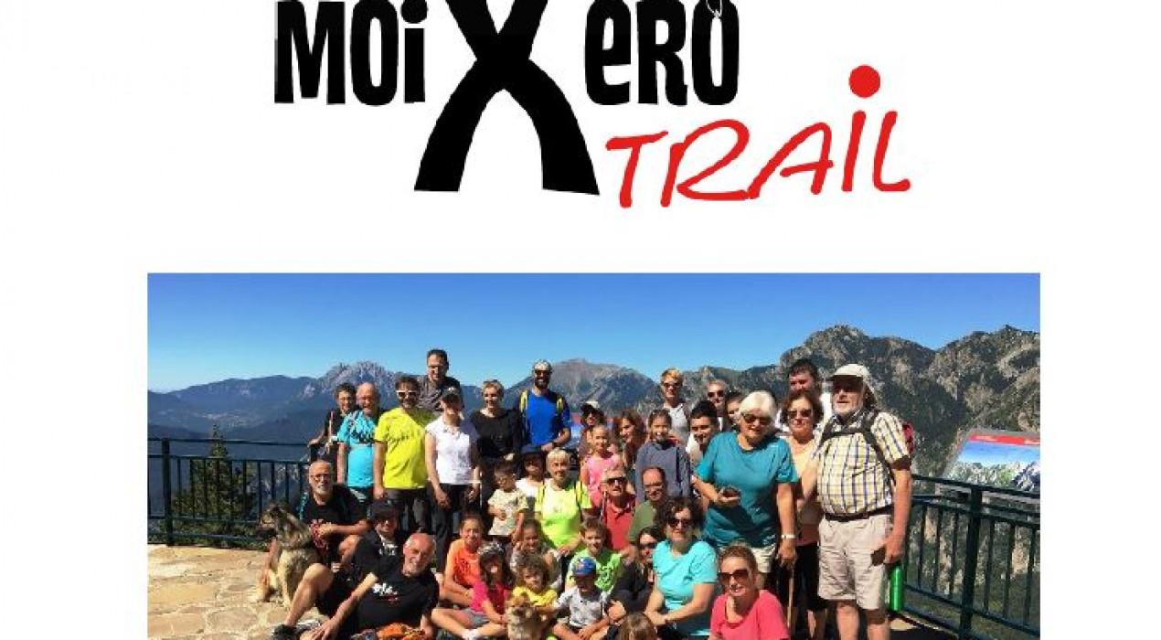 Excursió Moixeró Trail