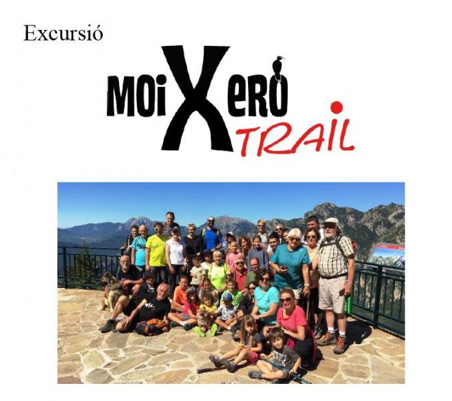 Excursió Moixeró Trail @ Sortida de la Pl. Catalunya de BAGÀ