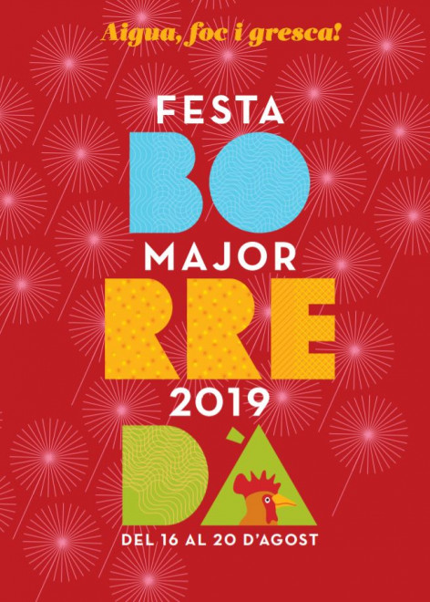 Festa Major de Borredà 2019 @ Borredà