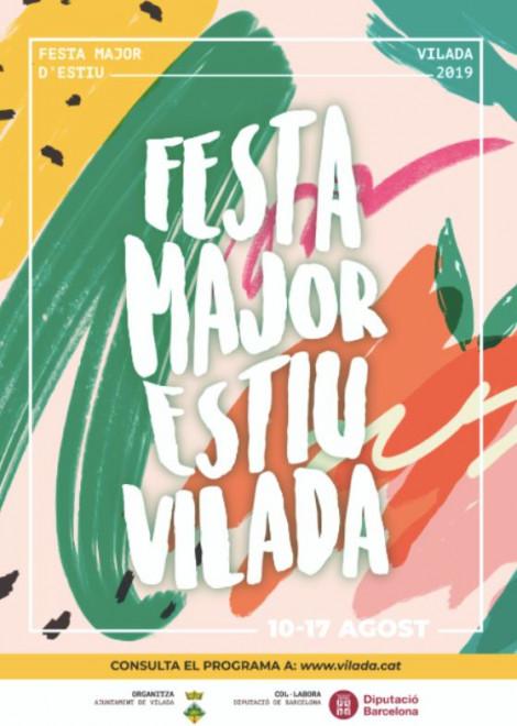 Festa Major d'Estiu de Vilada 2019 @ Vilada