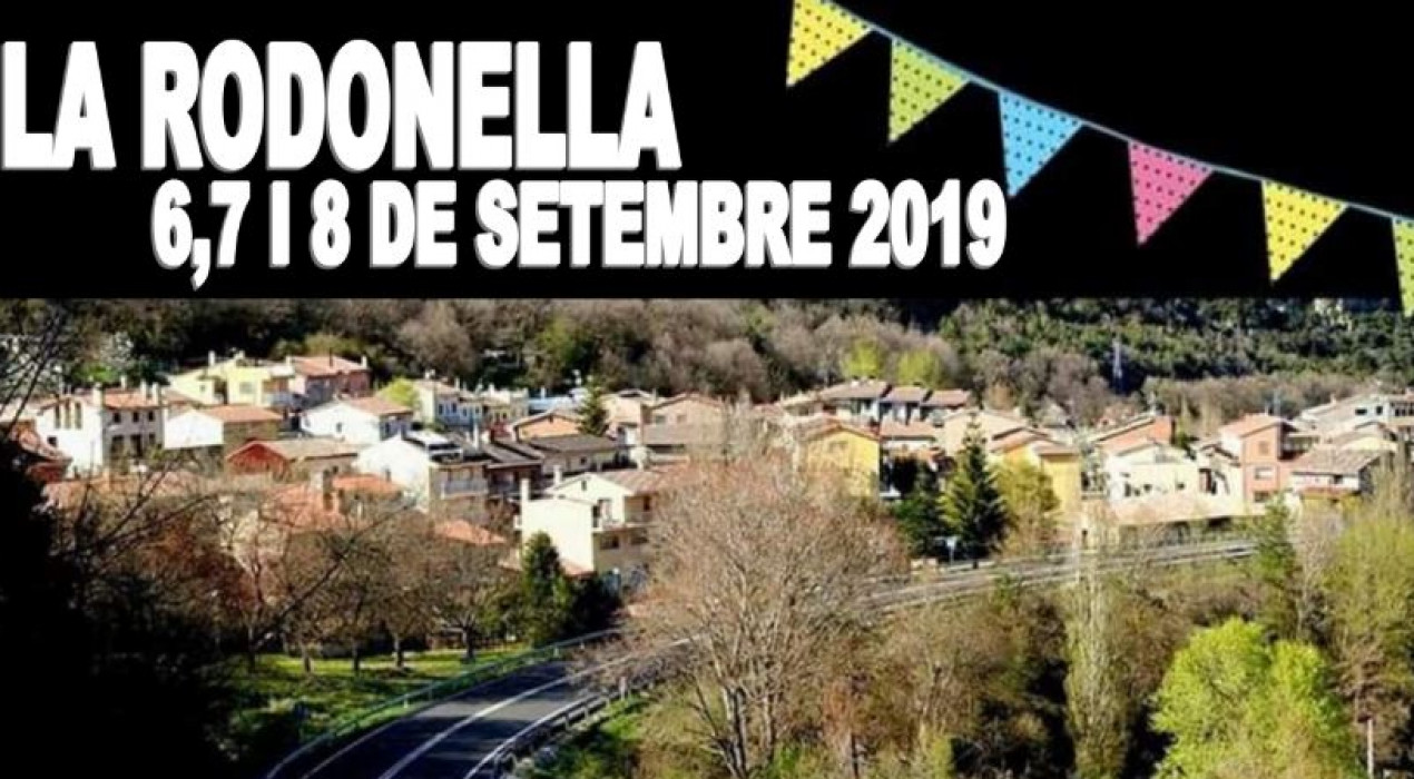 Festa Major de la Rodonella 2019