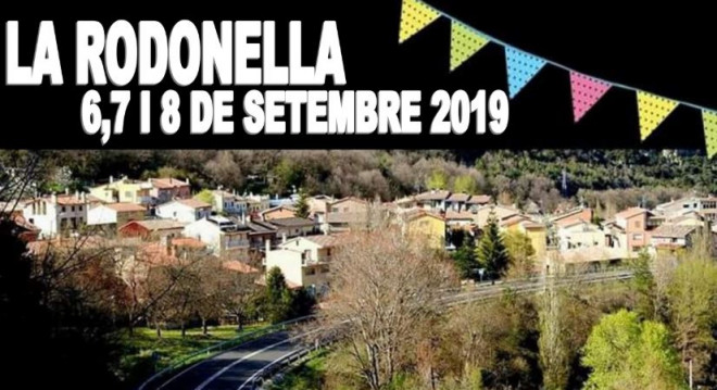 Festa Major de la Rodonella 2019 @ La Rodonella (CERCS)