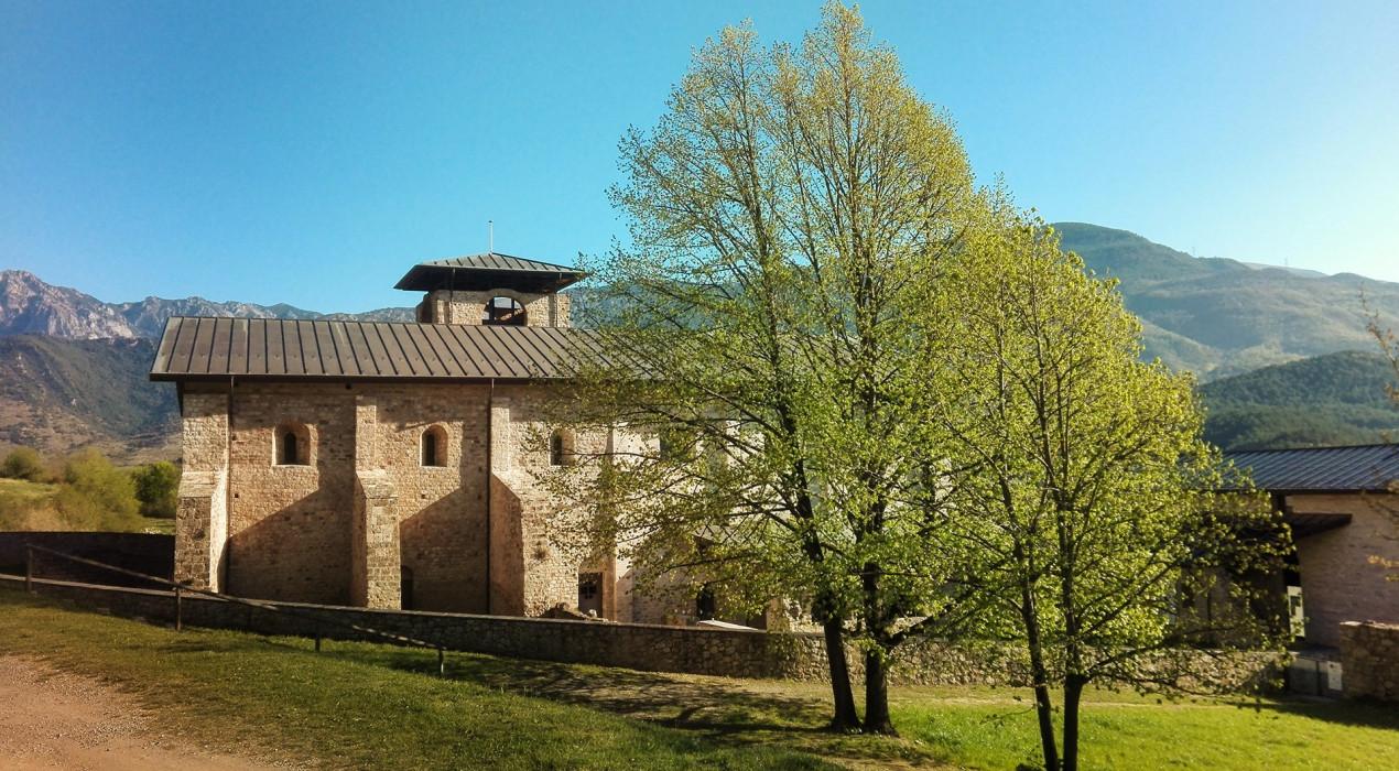 Cap de setmana de consciència al monestir de Sant Llorenç