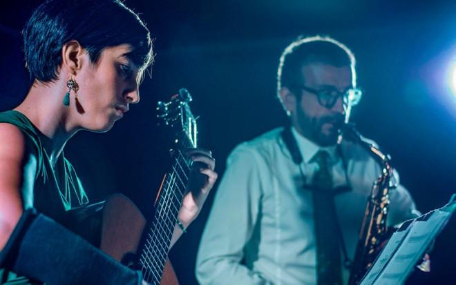 Concert duo Saxo & Guitar @ Monestir de Sant Llorenç (GUARDIOLA DE BERGUEDÀ)