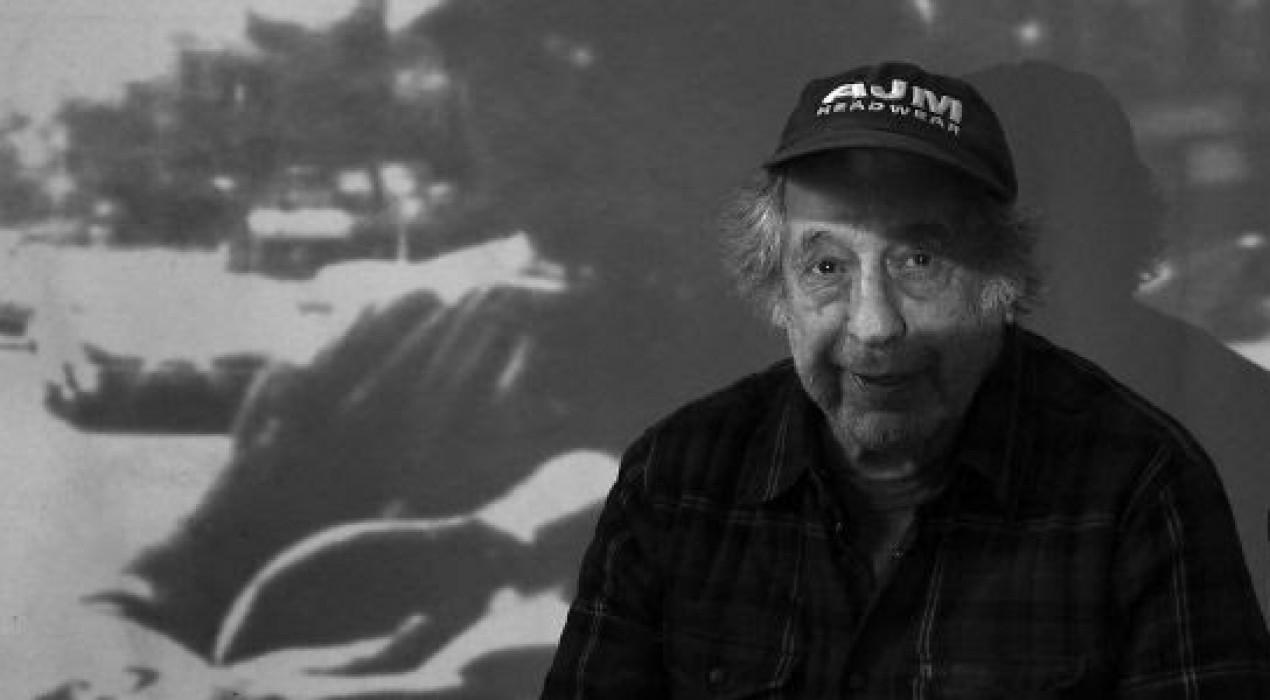 Documental DON'T BLINK ROBERT FRANK