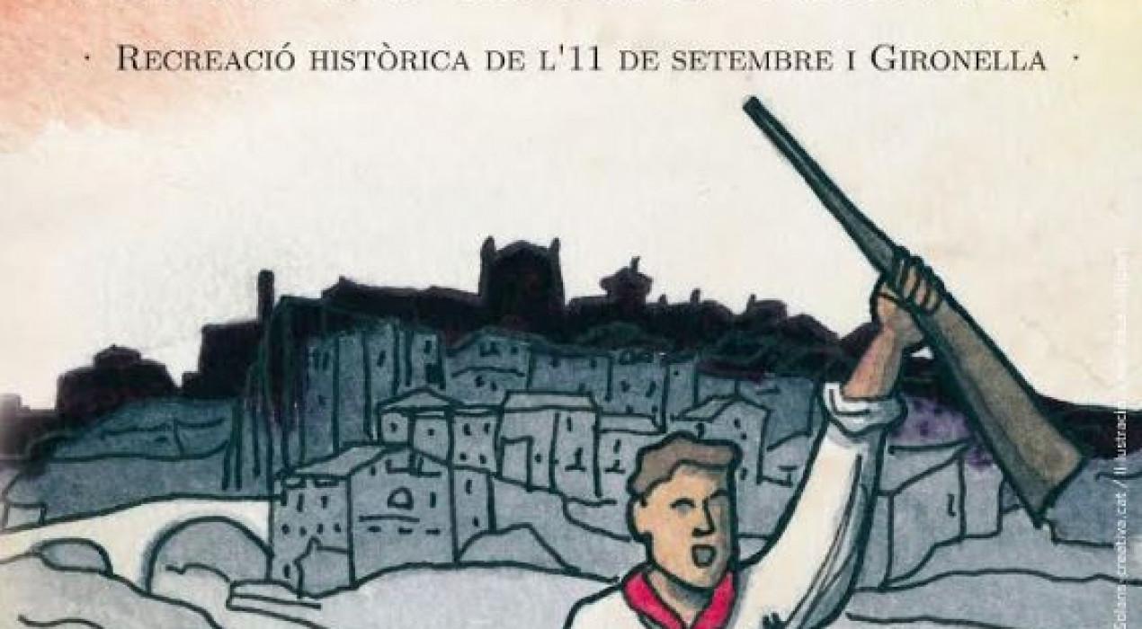 L'11 de setembre a Gironella (2019)