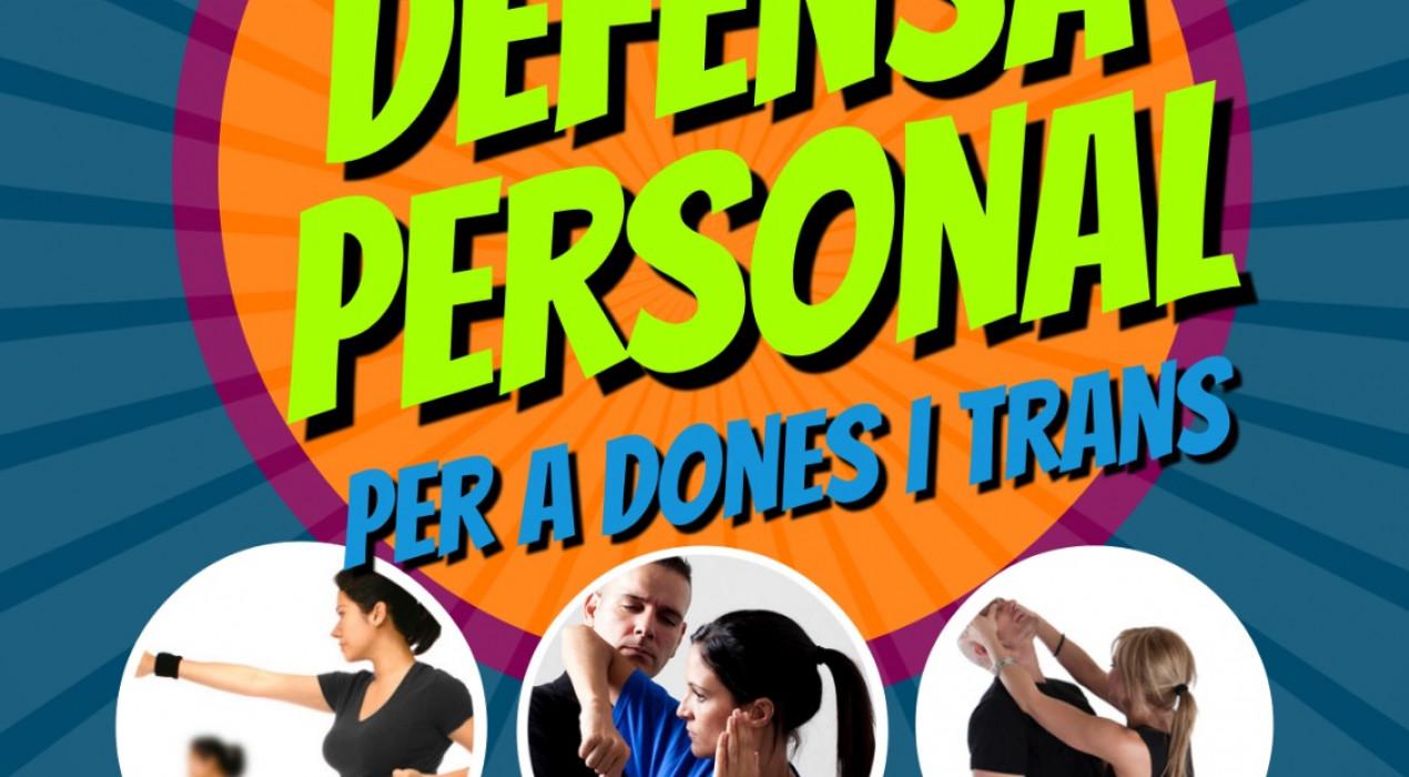 Curs de defensa personal per a dones i trans