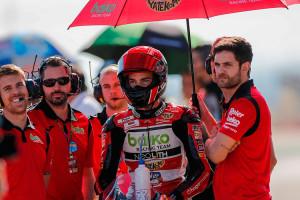 El casserrenc Gerard Riu debuta amb bona nota a Moto3 i frega la zona de punts