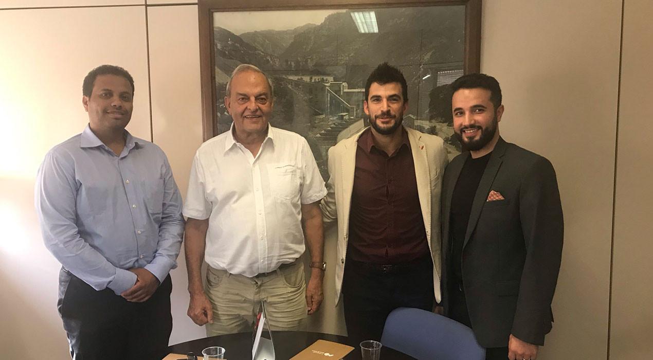 Polèmica a les xarxes per la rebuda al Consell Comarcal del Berguedà d'una delegació del govern de l'Aràbia Saudita