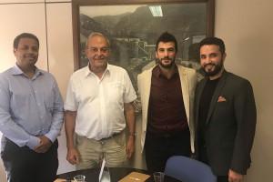 """La CUP vol explicacions i """"una rectificació pública"""" per la rebuda del govern saudita al Consell Comarcal del Berguedà"""