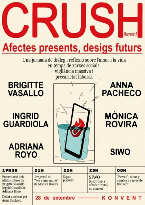 Afectes presents, desig futurs @ Konvent Cal Rosal