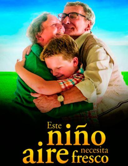 Cinema a BERGA: ESTE NIÑO NECESITA AIRE FRESCO @ Teatre Patronat de Berga