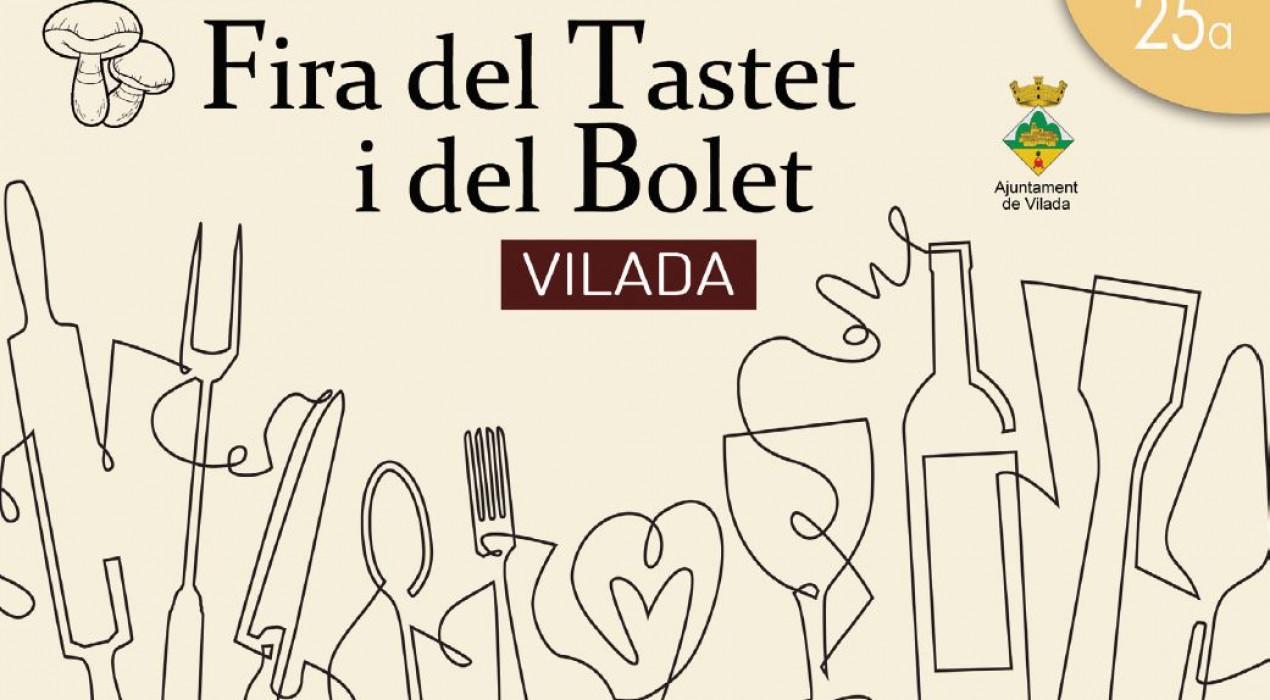 Fira del Tastet i del Bolet de Vilada 2019