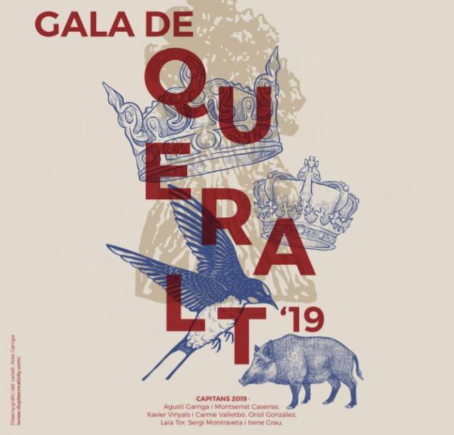 Gala de Queralt 2019 @ Santuari de Queralt