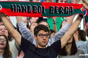 La Festa de l'Handbol Català premiarà els valors i la germanor que promou l'Handbol Berga