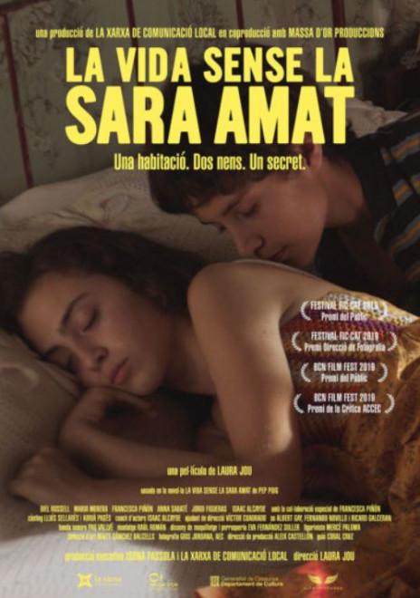 CICLE GAUDÍ: La vida sense la Sara Amat @ Teatre Patronat de Berga