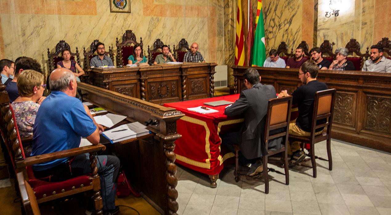 Berga aprovarà un pressupost de 18,7 milions d'euros i rescatarà els diners per a la reactivació dels actes que se suspenguin