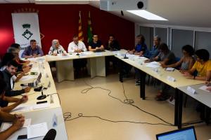 El nou Consell Comarcal: Patrocini Canal es queda la vicepresidència primera; i Vicenç Linares, el porta a porta