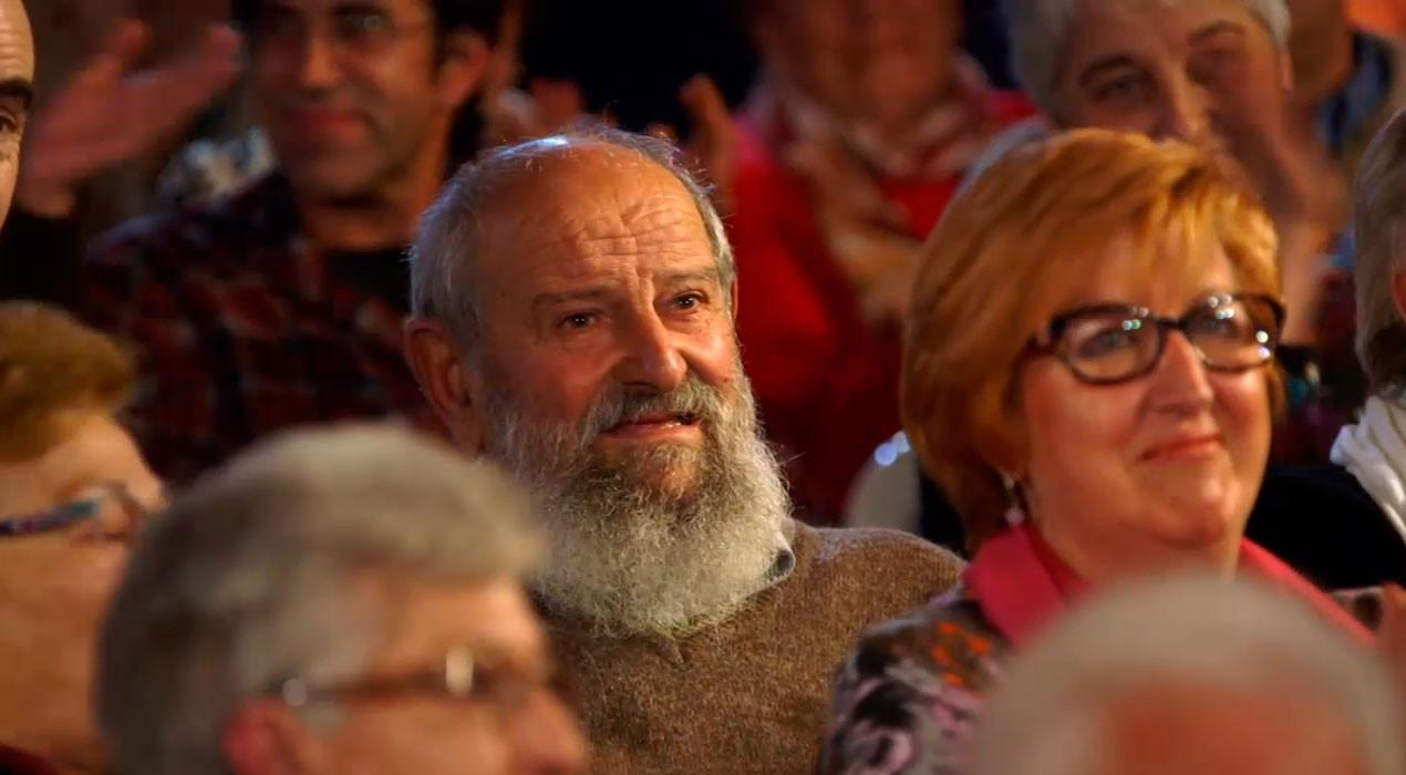 Mor Ramon Anglerill, rector de Gósol i inspirador del Tronxo de mossèn Ballarín
