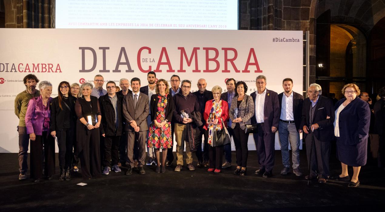 Pastisseria Ballarà, Les Novetats de Gironella i Cal Luigi són distingits pels seus 100 anys de trajectòria
