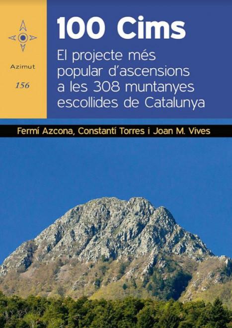 """Presentació del llibre """"100 cims"""" @ Biblioteca Ramon Vinyes i Cluet (BERGA)"""