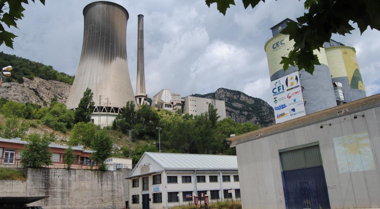 S'ajorna al 4 d'octubre la concentració a la central tèrmica de Cercs per exigir una moratòria que impedeixi noves incineradores