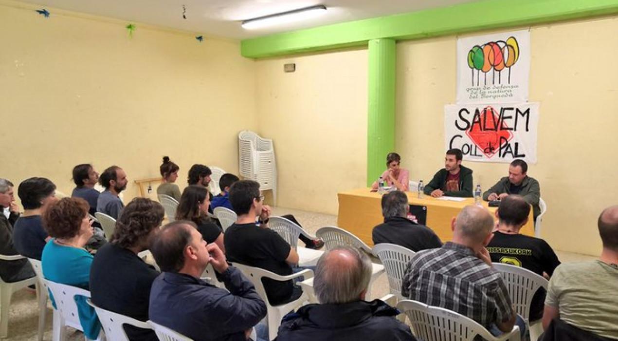 Salvem Coll de Pal s'integra dins el Grup de Defensa de la Natura del Berguedà i reactiva l'entitat